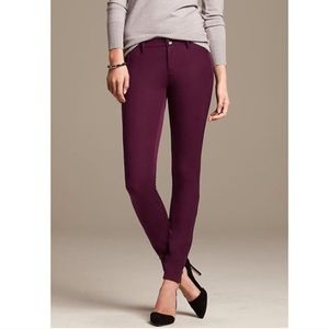 Banana Republic Twill Skinny Ankle Pant